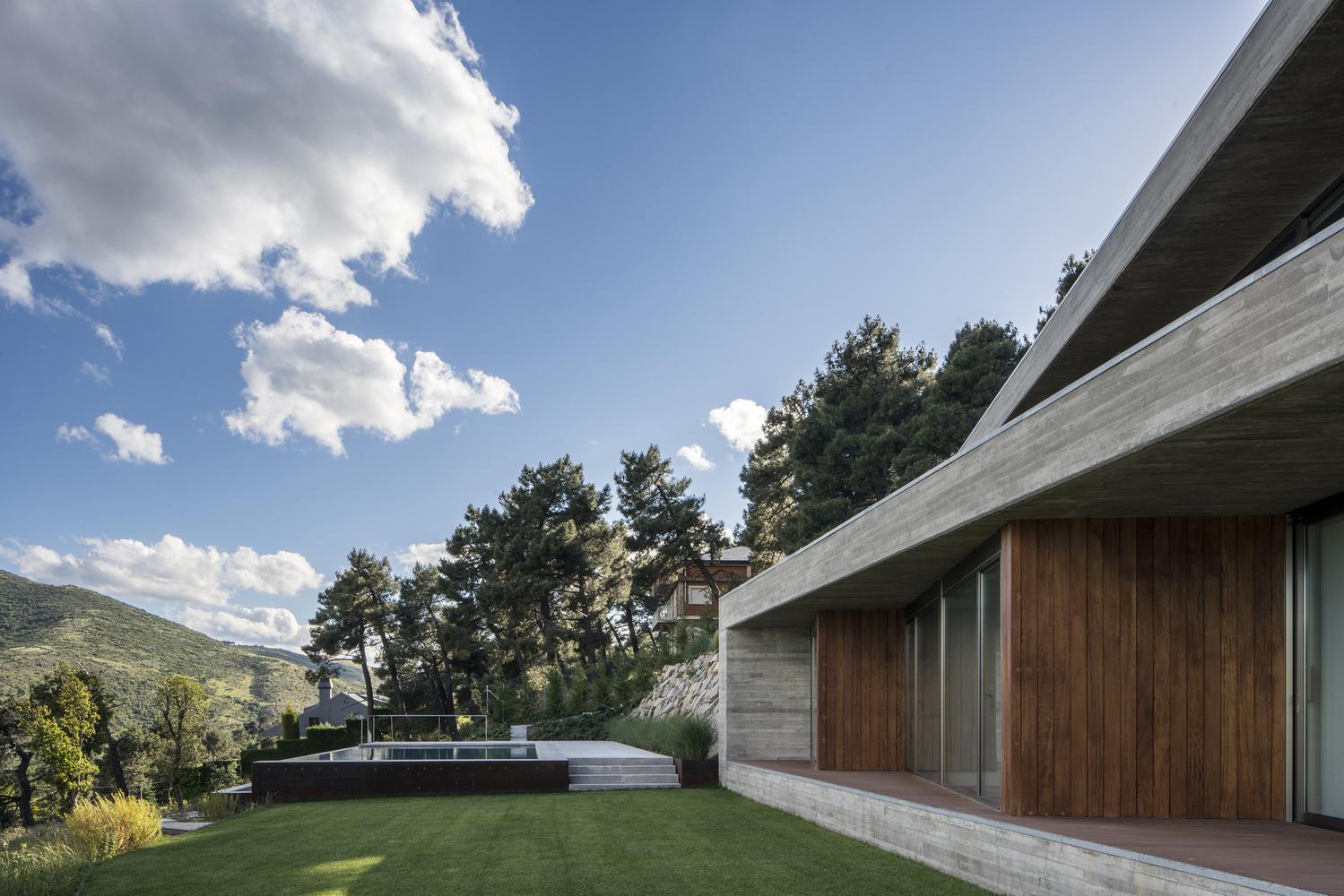 L'immobile è di recente costruzione / Jesús Granada