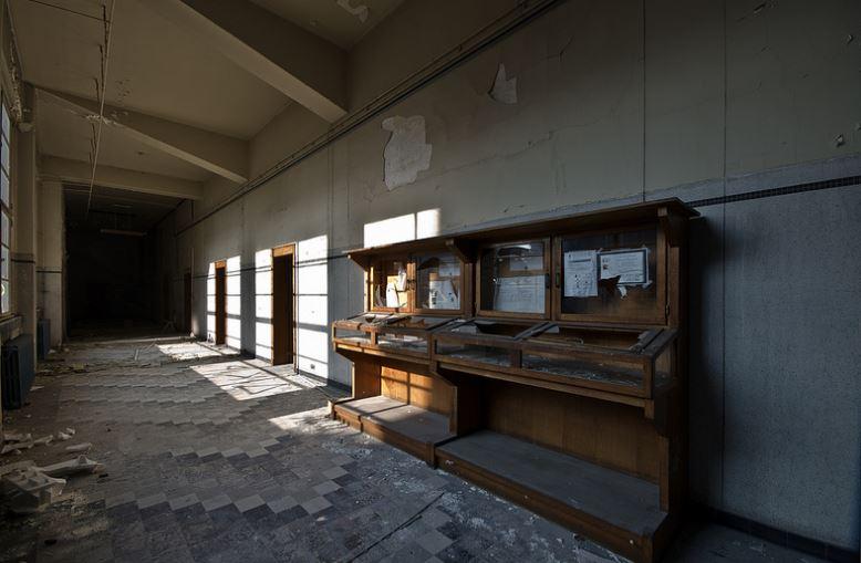 Un corridoio / Flickr/Mark