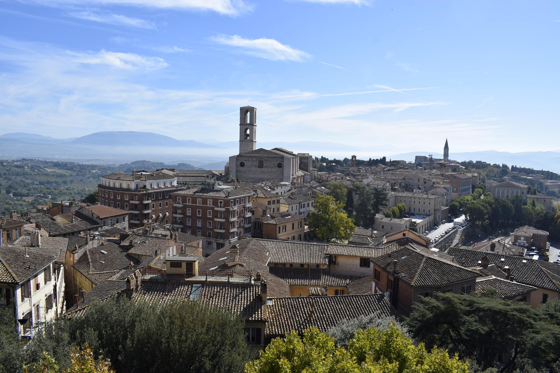 Perugia: Festival Encuentro