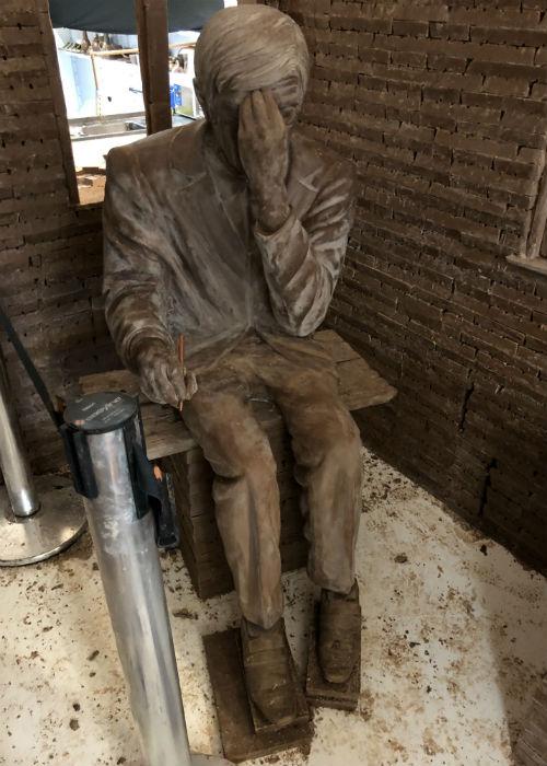 Gli scultori hanno impiegato 13 giorni per realizzarla / Guinness World Records