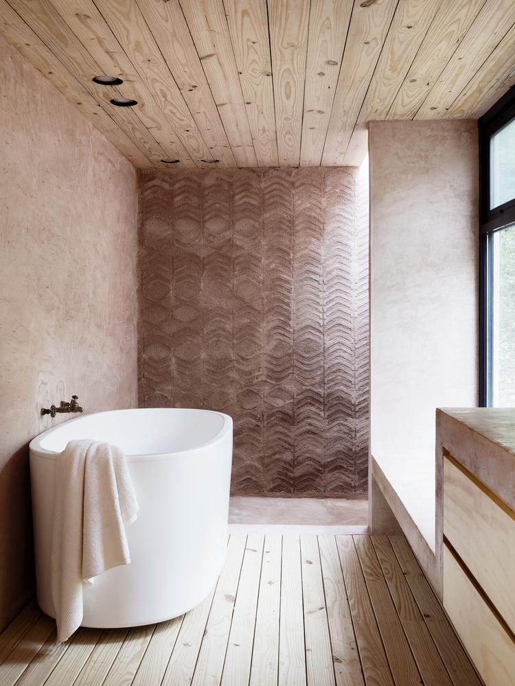 Il bagno / Rory Gardiner