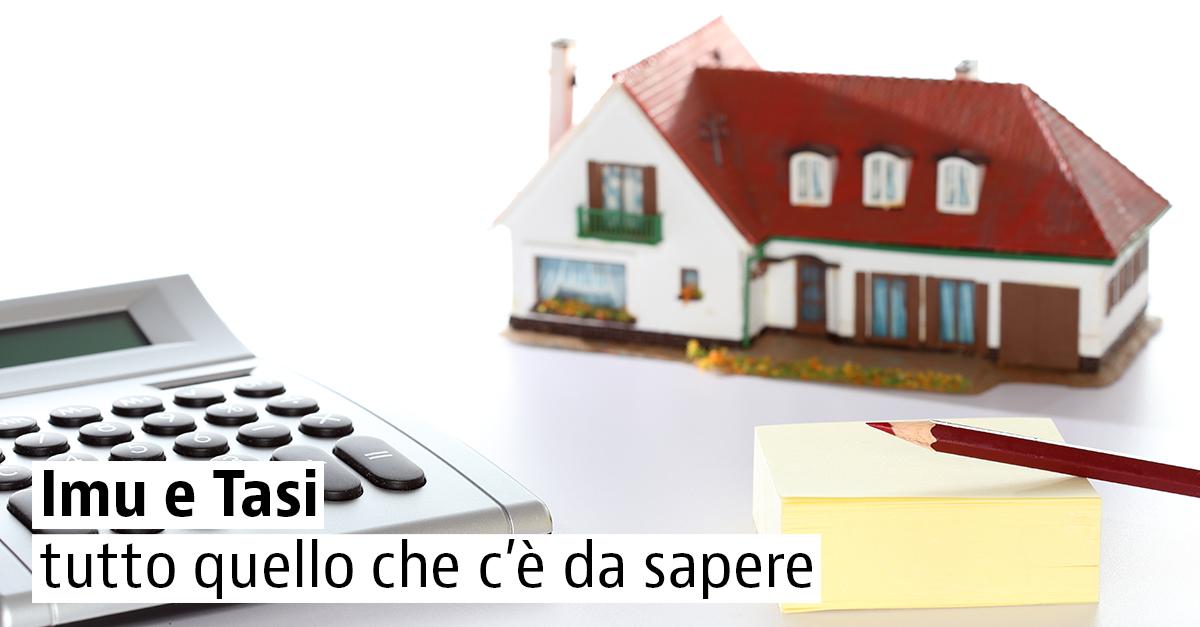 Imu E Tasi 2018: Scadenze, Aliquote E Come Si Calcola