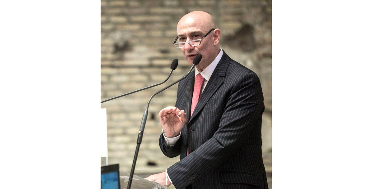 Maurizio Pezzetta. Vicepresidente Vicario Nazionale Fimaa