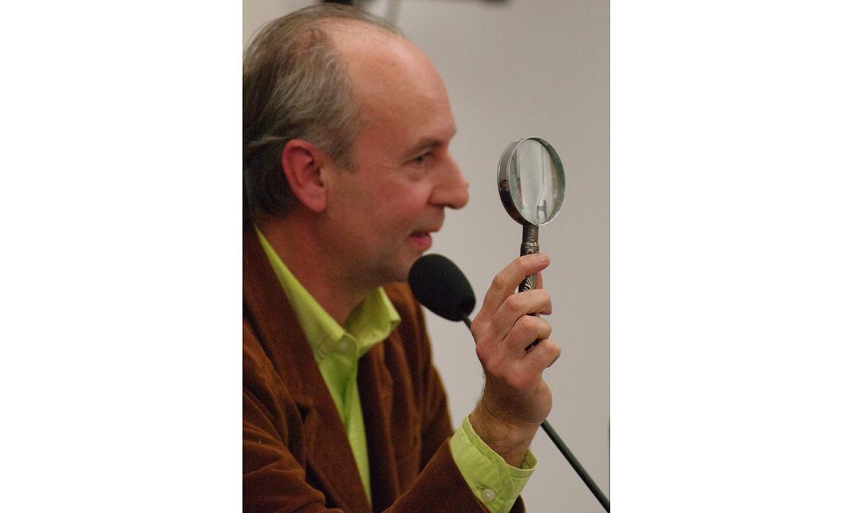 Marco Ermentini. Architetto e tutor del progetto G124 di Renzo