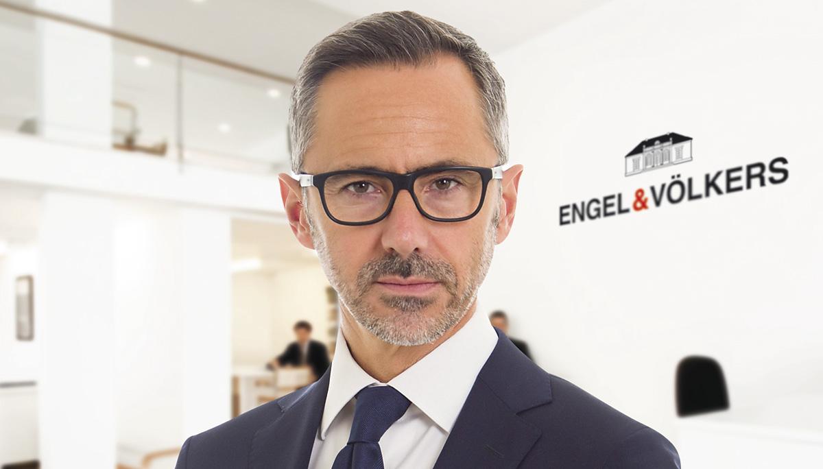Alberto Cogliati. Direttore Commerciale Engel & Völkers Italia