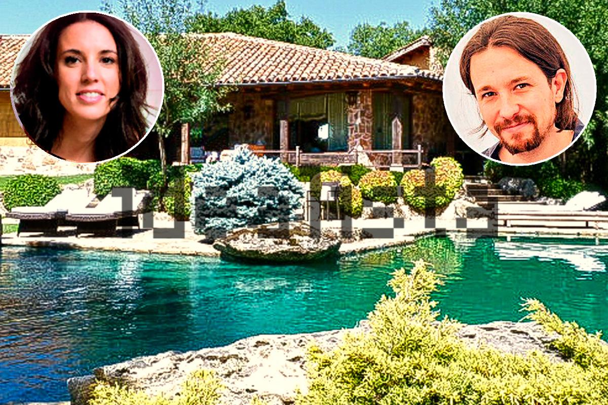 La casa acquistata dal leader di Podemos e dalla sua compagna