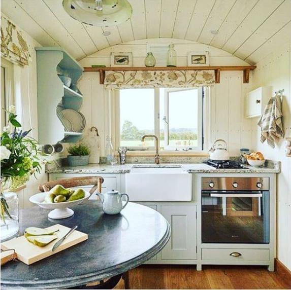 Interni della cucina / Serendipity Loves