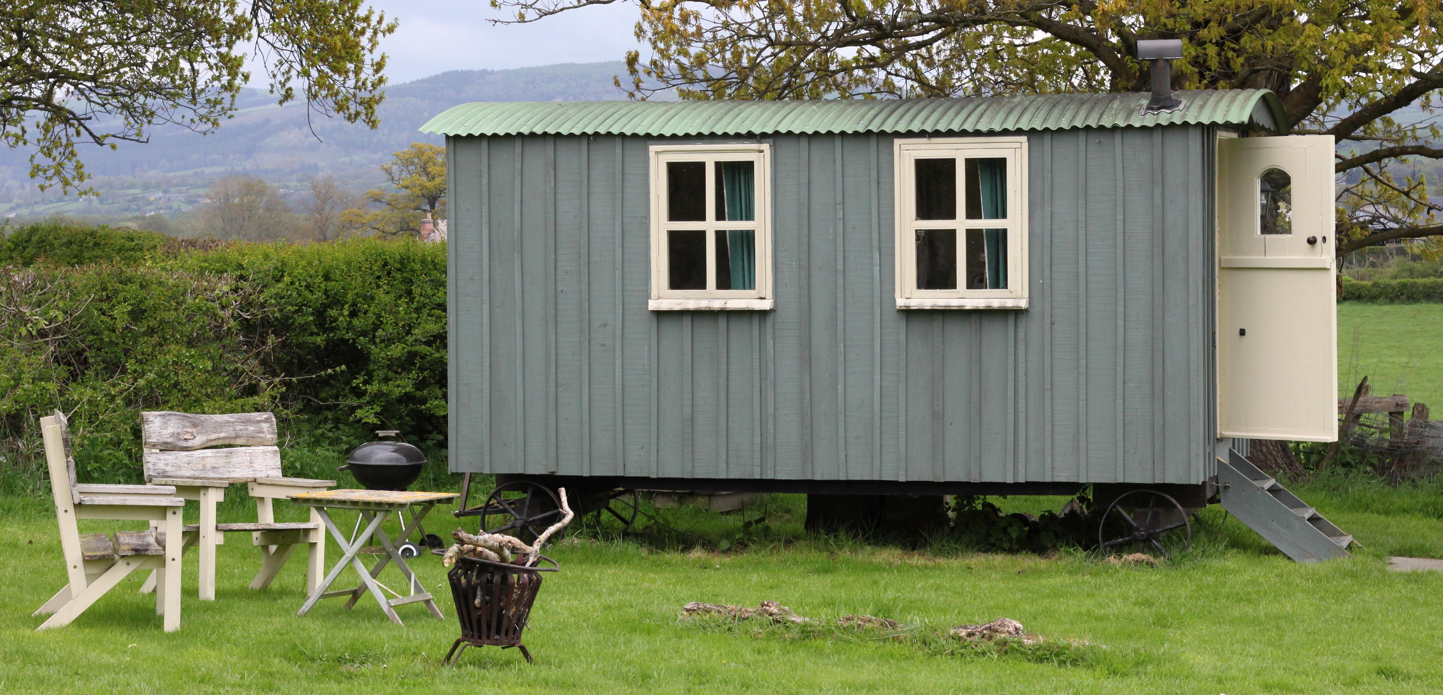Le vecchie case dei pastori sono ora minicase di design / Flickr/Creative commons
