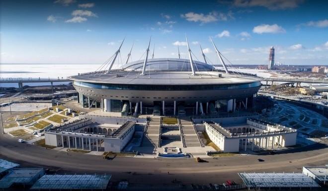 San Pietroburgo Arena
