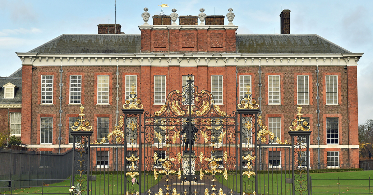 Kensington Palace / Gtres