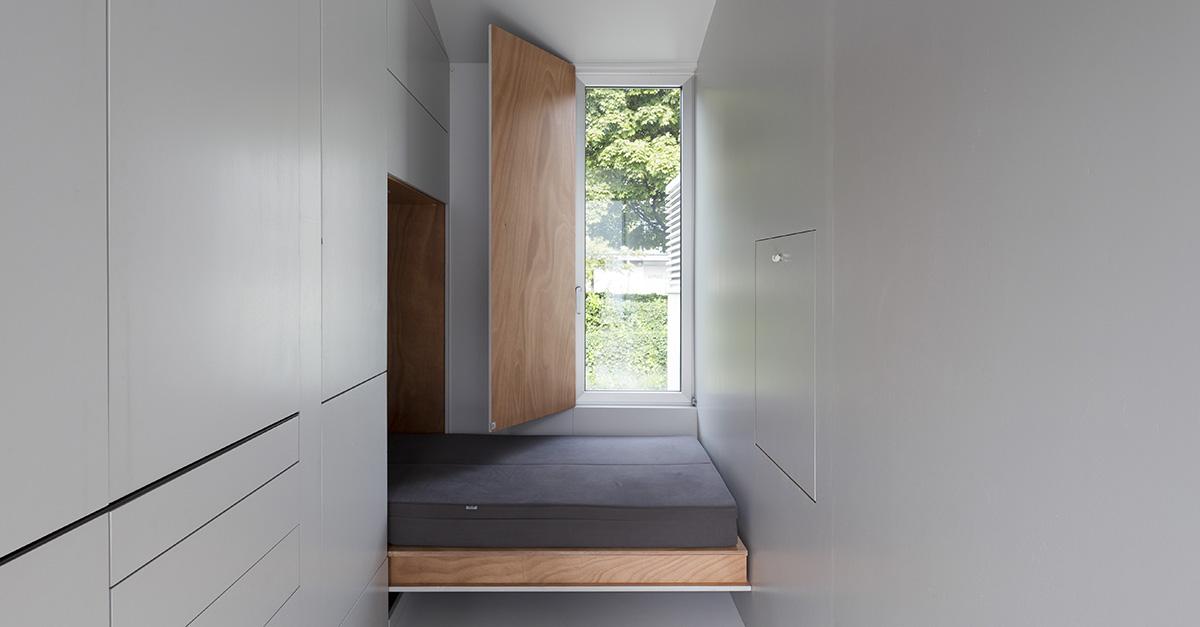 Un letto apri e chiudi / Anna Fontanet Castillo