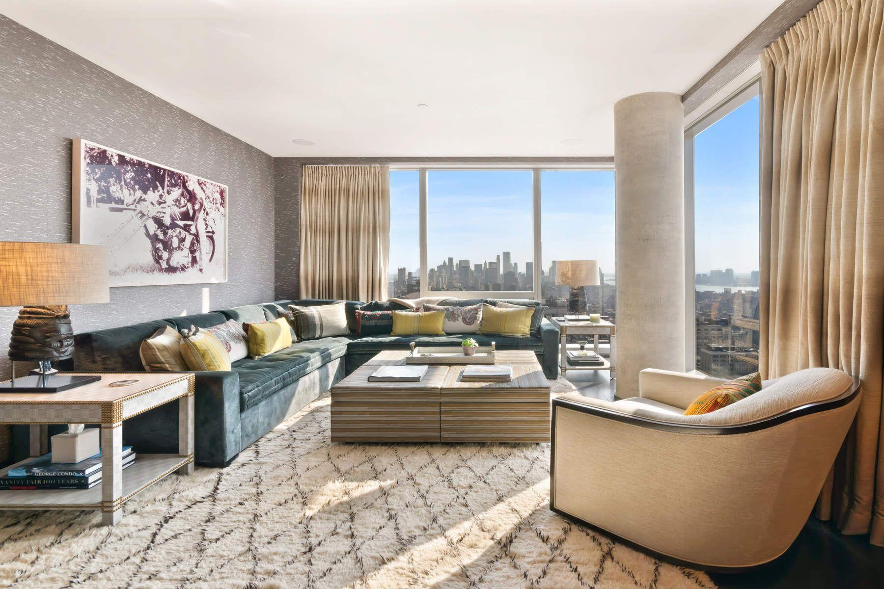 L'appartamento ha una vista a 360º / Sothebys