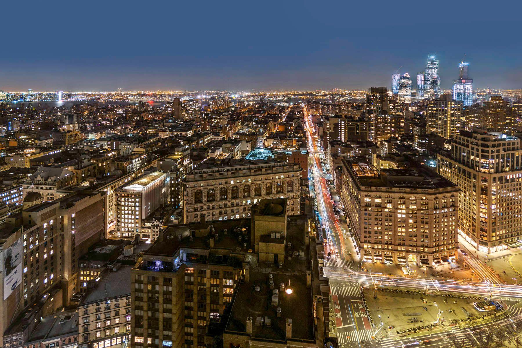 Vista di notte / Sothebys