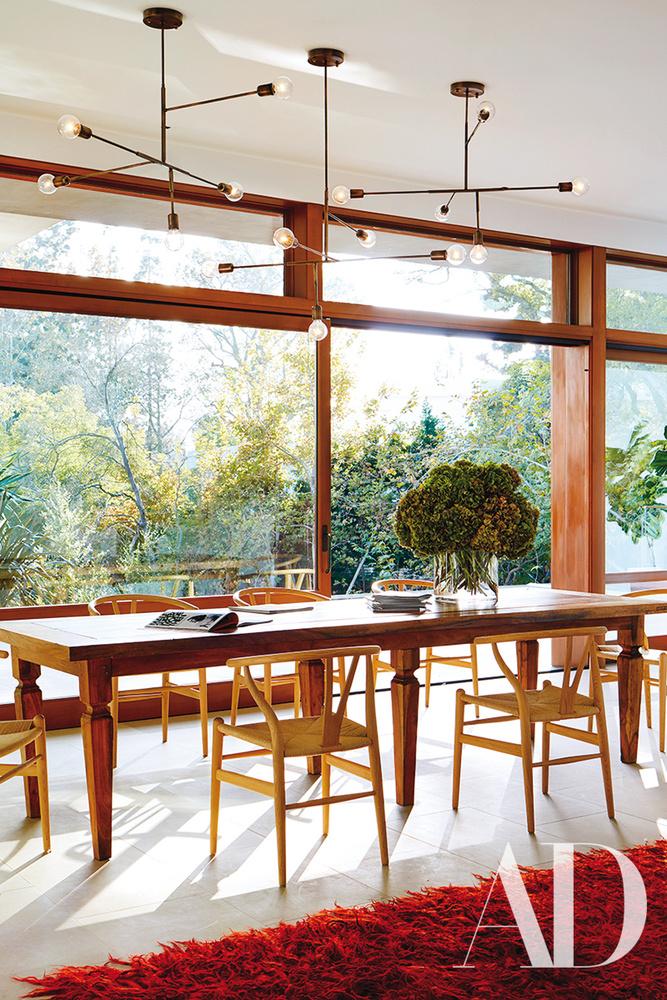 La Sala da pranzo / Architectural Digest