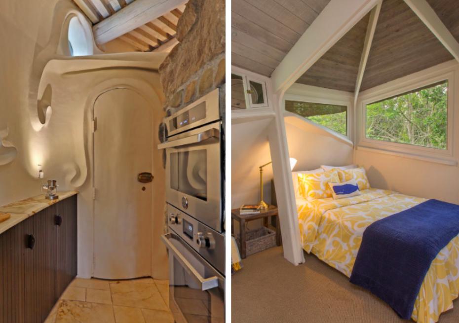 Bagno e camera da letto / paradiseretreats