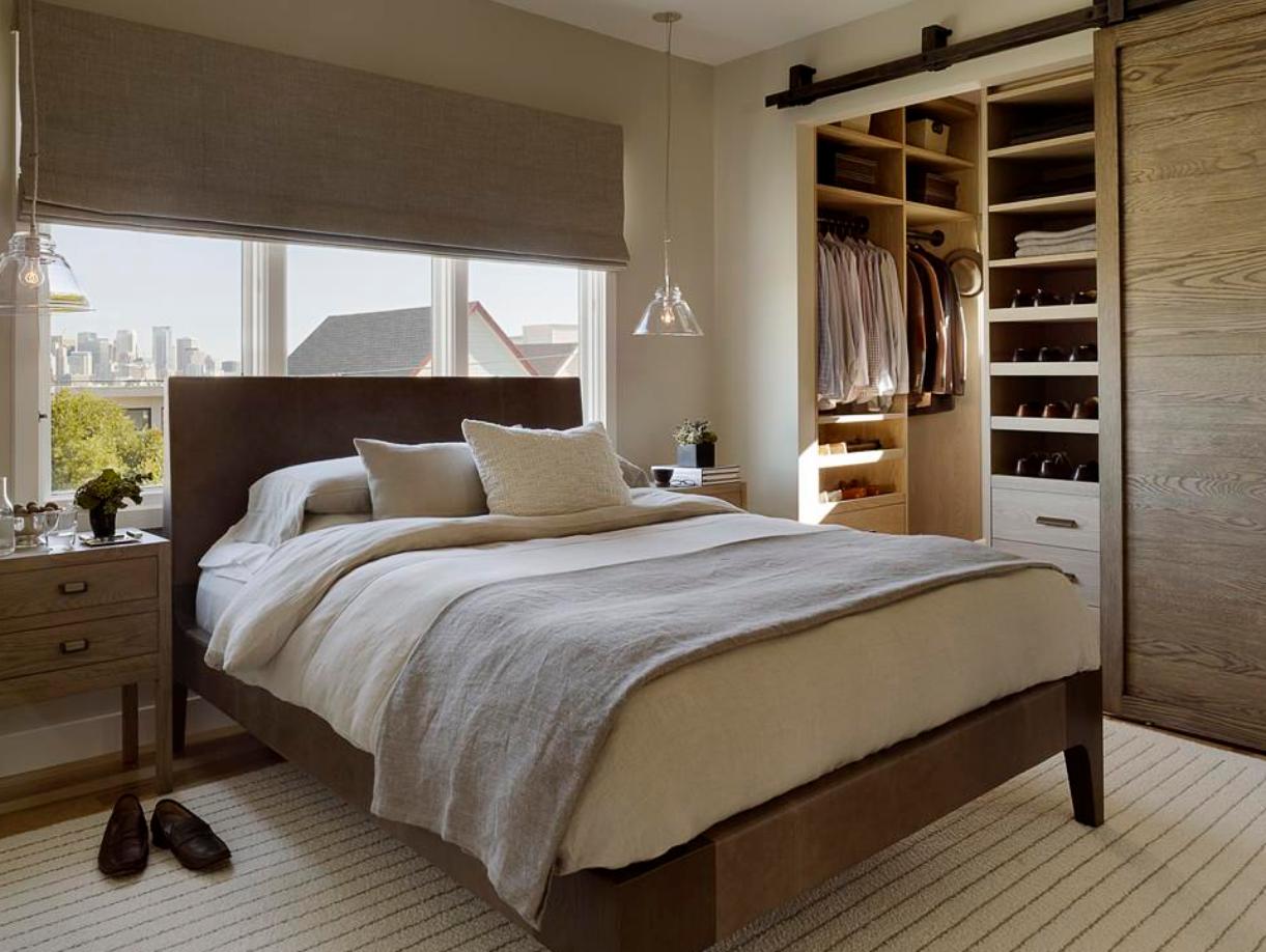 Tenere In Ordine La Propria Camera : Come progettare una camera da letto senza commettere tipici