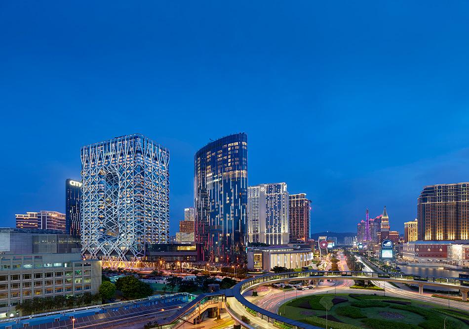 Si tratta dell'Hotel Morpheus di Macao (Cina)  / Ivan Dupont