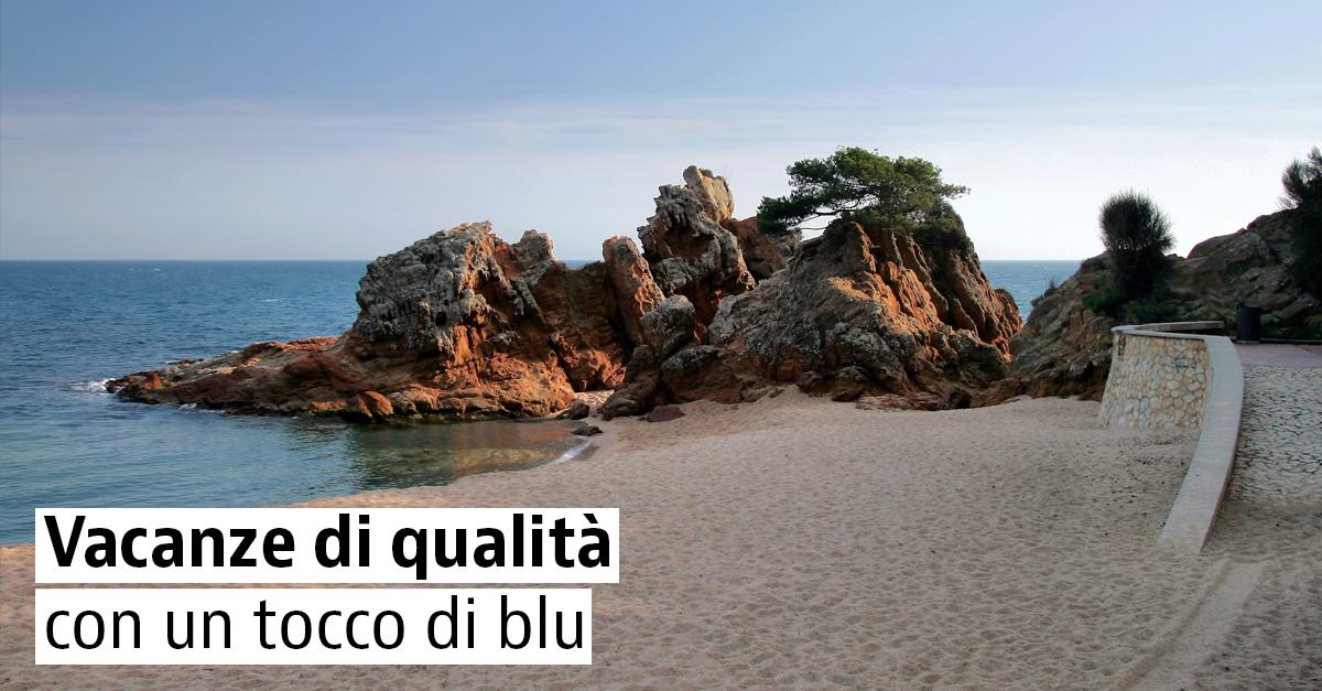 Dove andare per godersi le spiagge Bandiera Blu