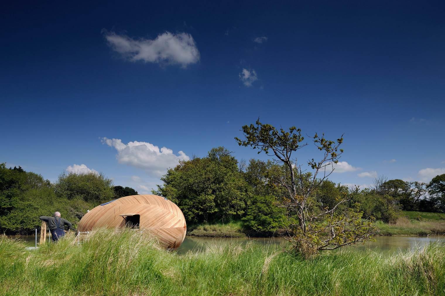Sulle rive del fiume / PAD Studio Architects