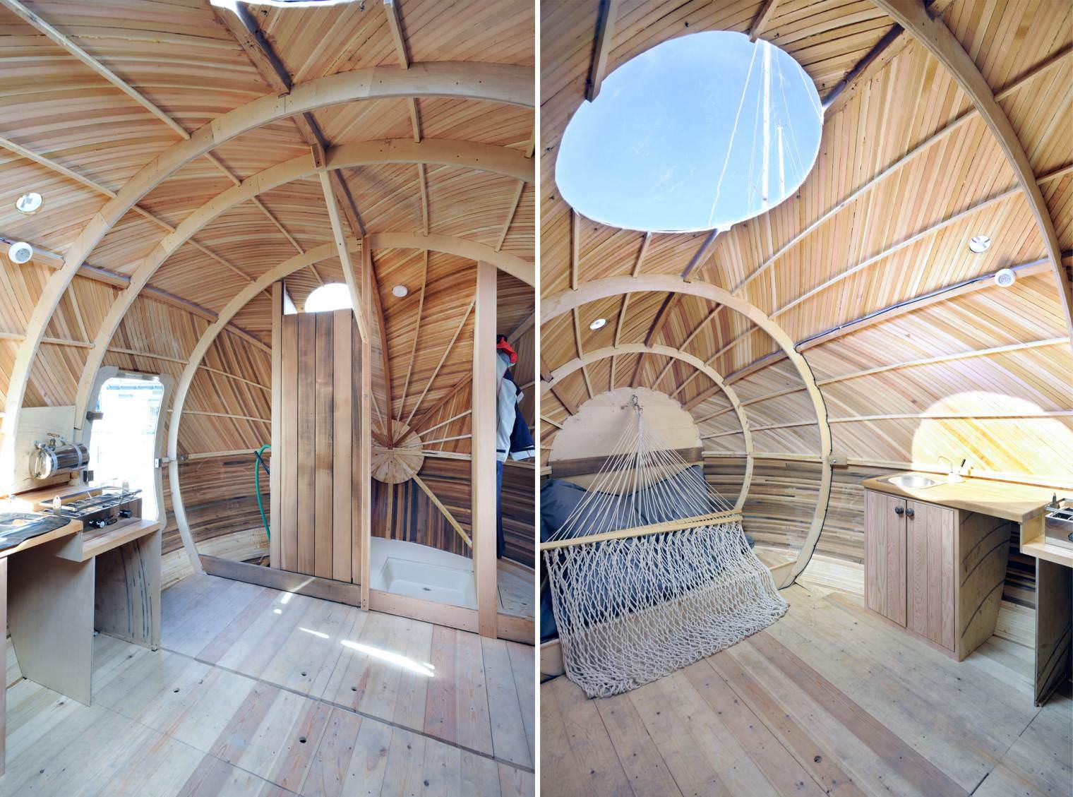 Spazi interni / PAD Studio Architects