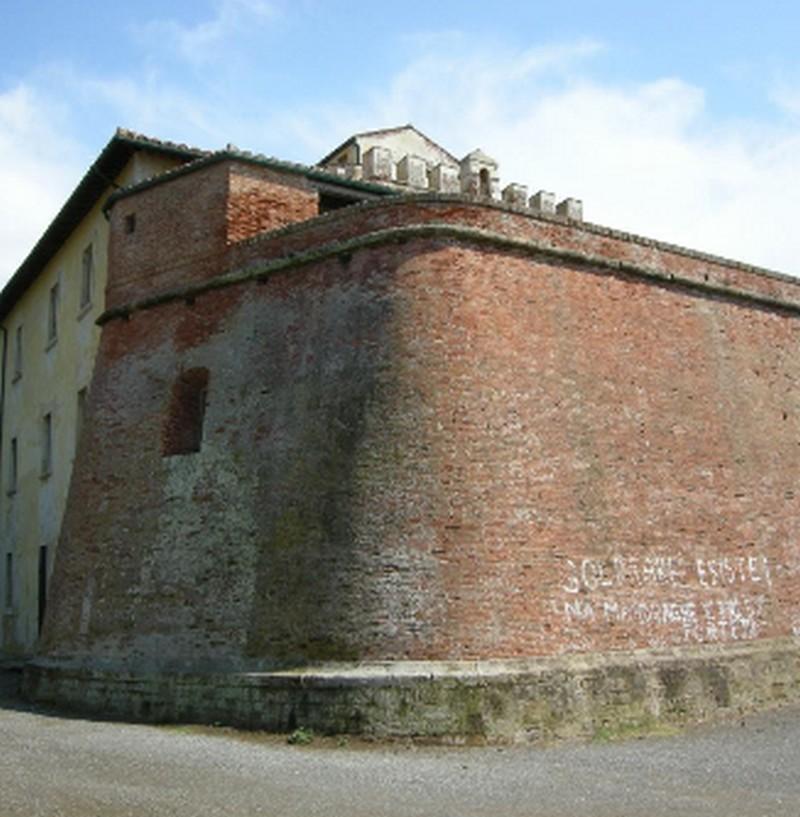 Forte di Castagneto Carducci (Li) / Agenzia del Demanio