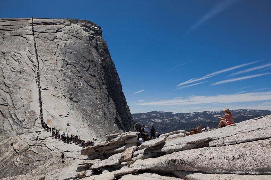 Half Dome, Yosemite, Stati Uniti