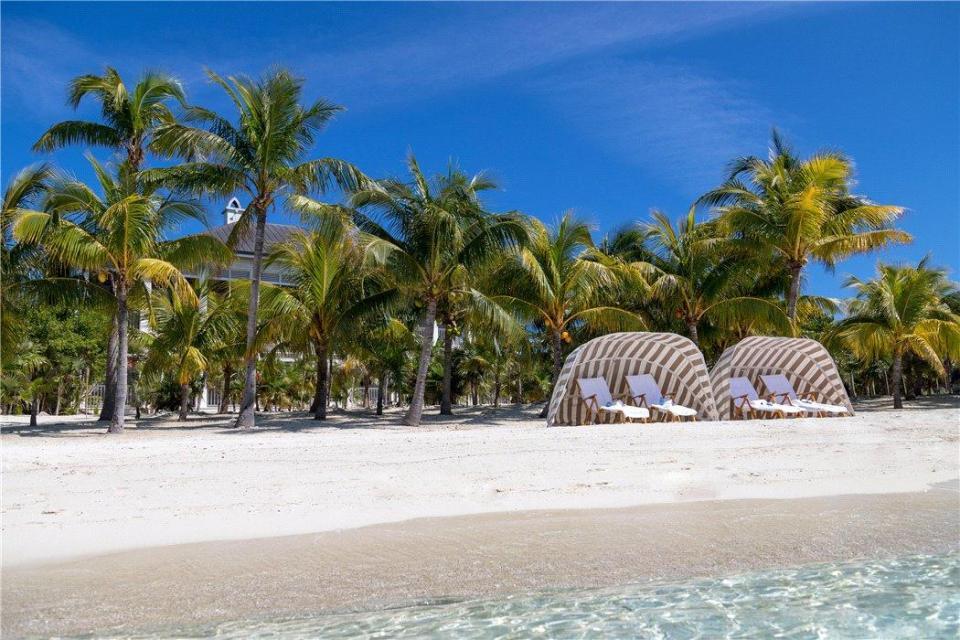 La più bella spiaggia dei Caraibi