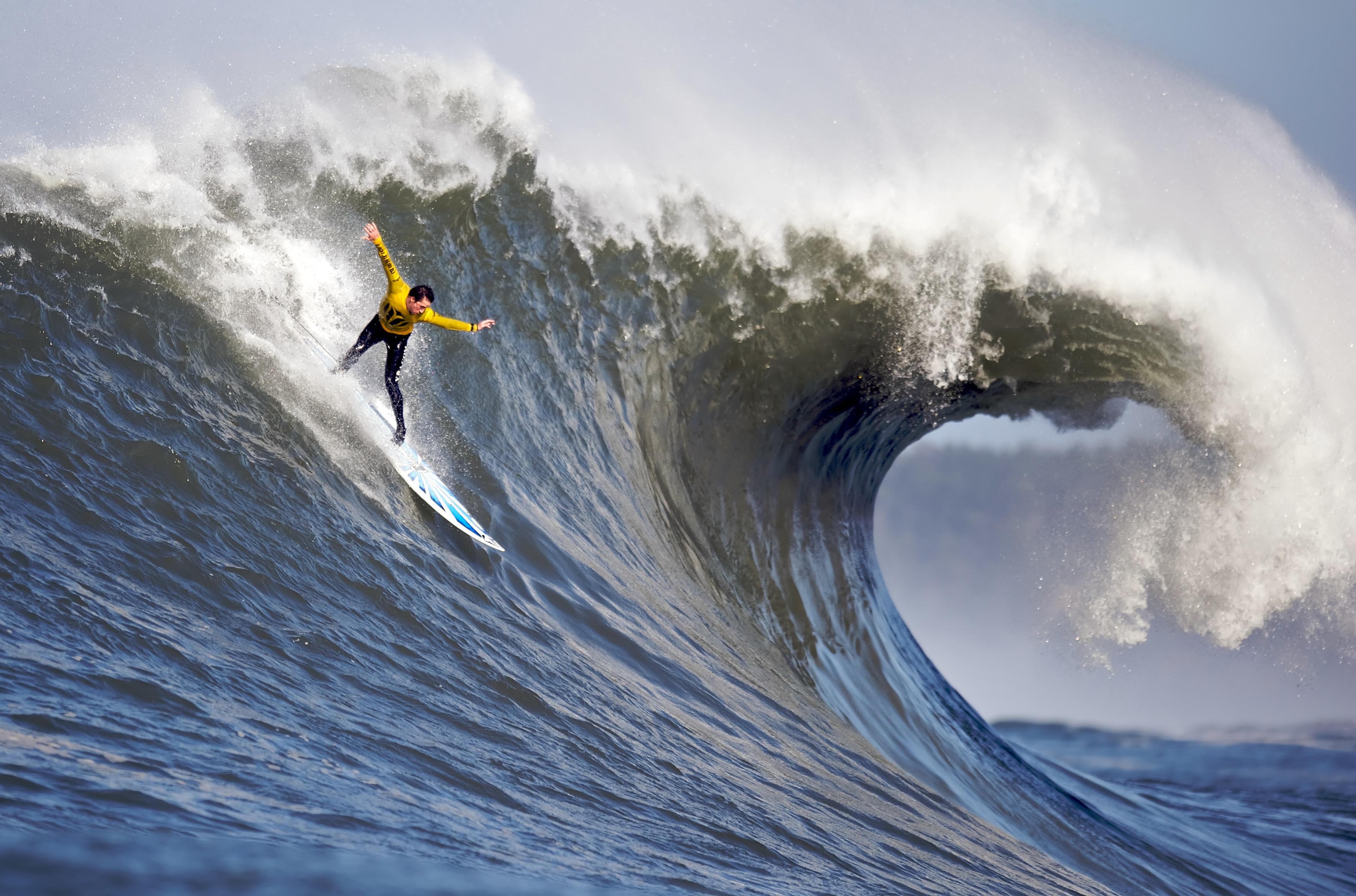 Nazaré: dove le onde sono da record