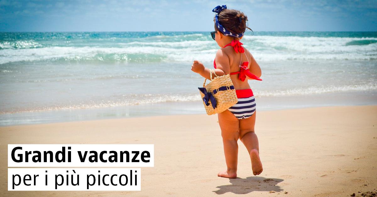 Le migliori spiagge d'Italia dove andare con bambini