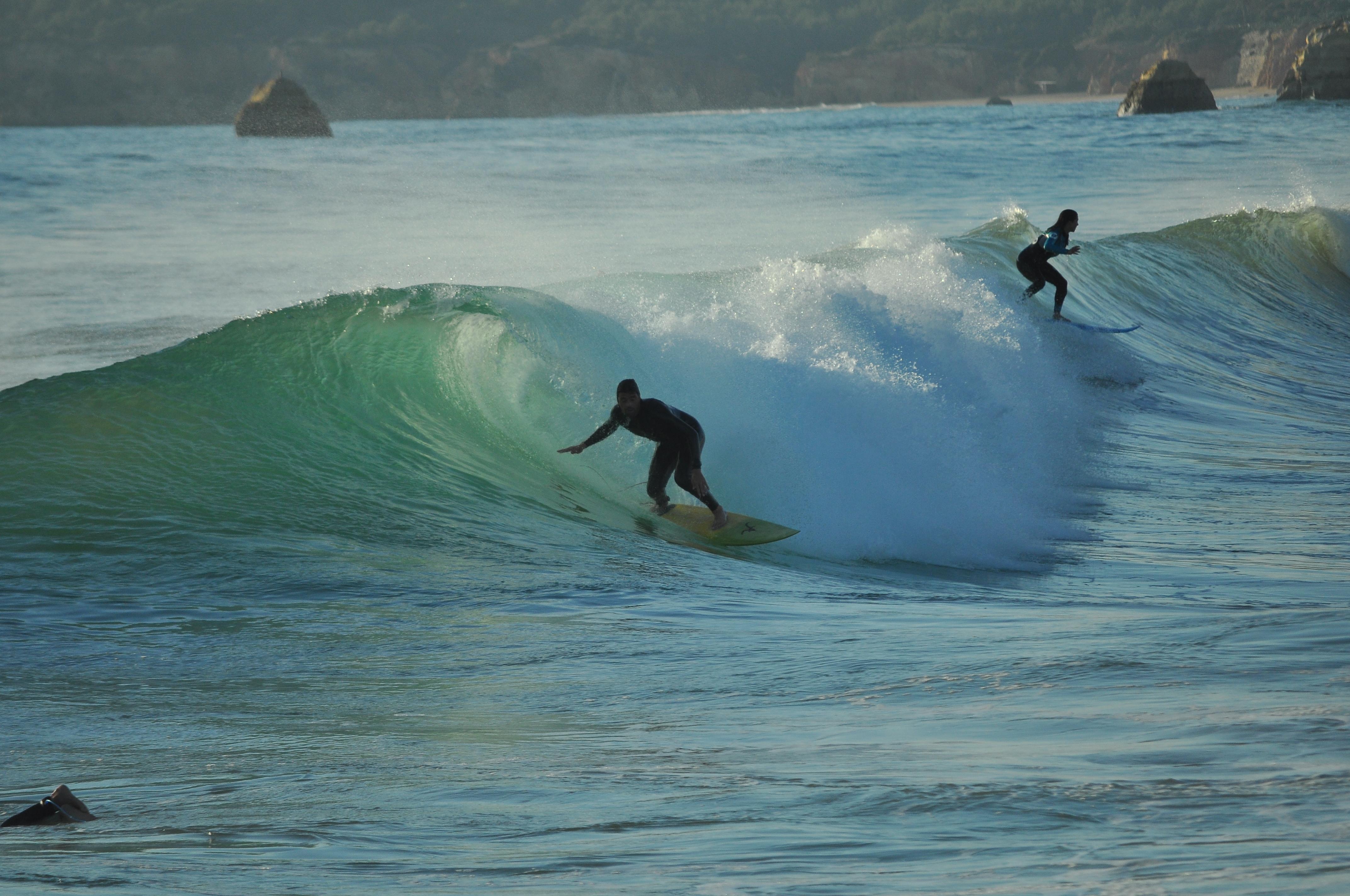 Algarve: le migliori onde per la tua prima surf-vacanza