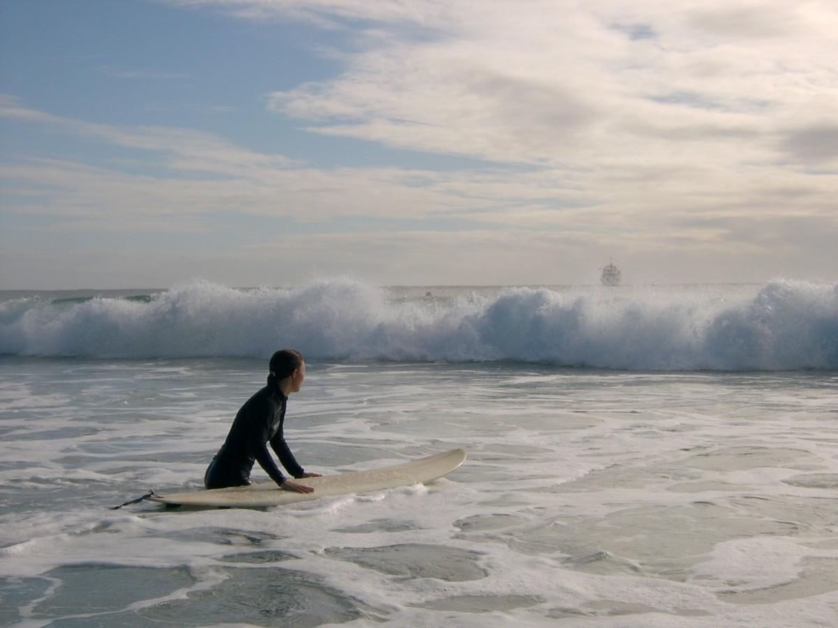 Tarifa: la città dove si respira surf