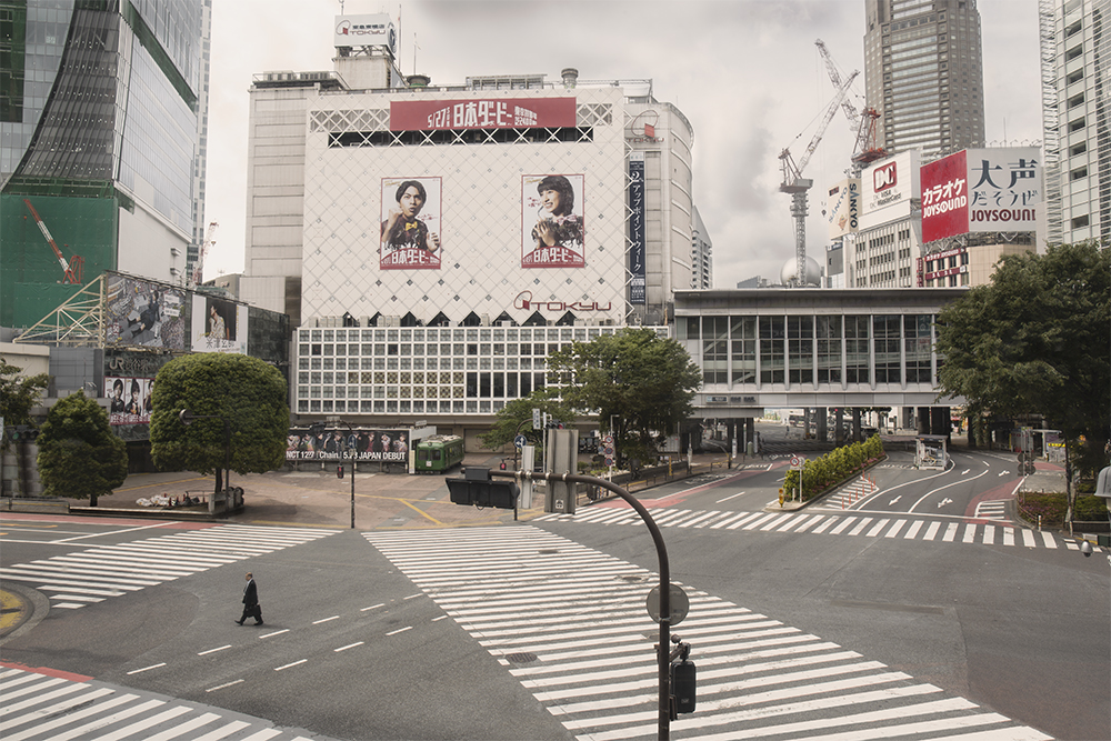Incrocio di Shibuya / Foto: Ignacio Pereira