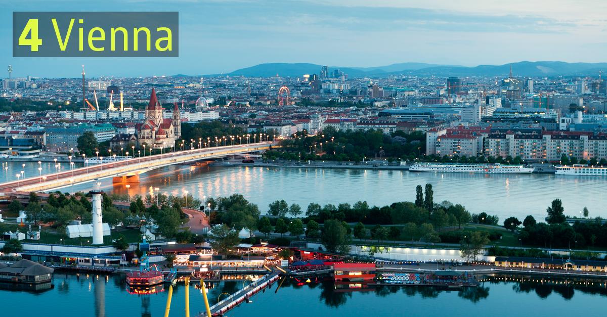 Viene anche considerata la città più accogliente del mondo
