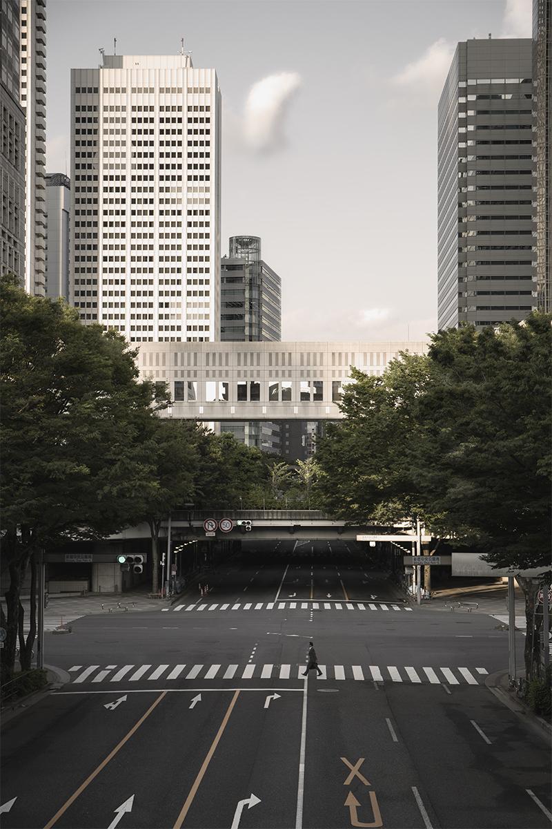 Quartiere di Nishishinjuku / Foto: Ignacio Pereira