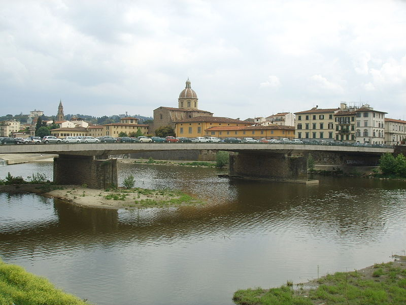 Ponte Vespucci Firenze