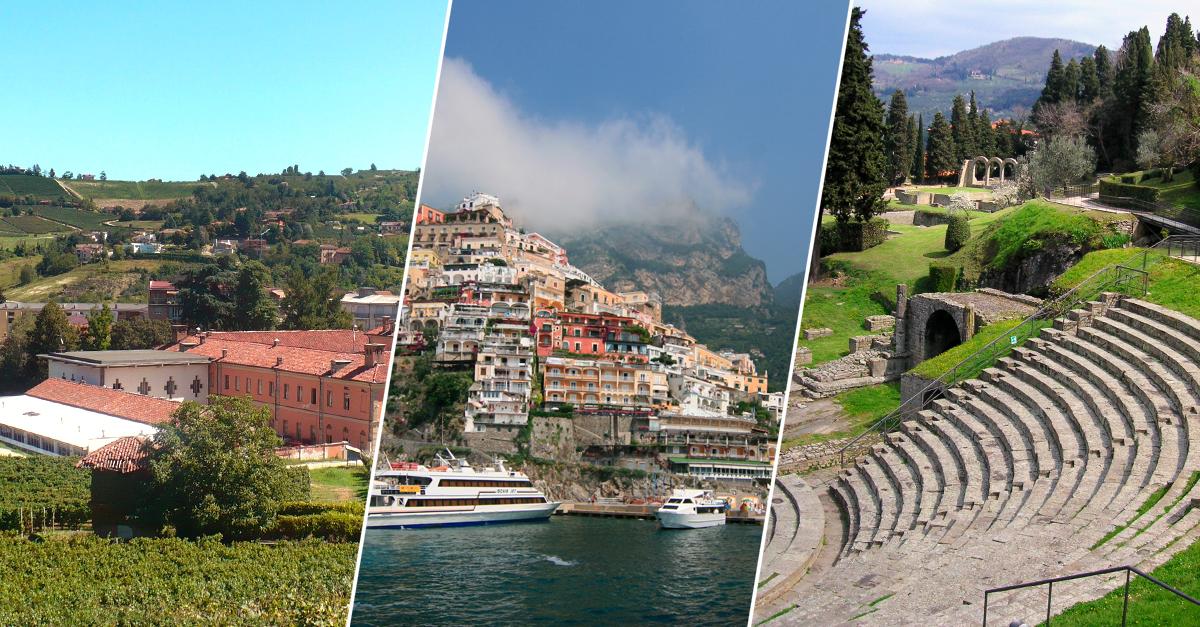 Alba, Positano e Fiesole sono tre delle trentuno Spighe Verdi 2018 / Wikipedia
