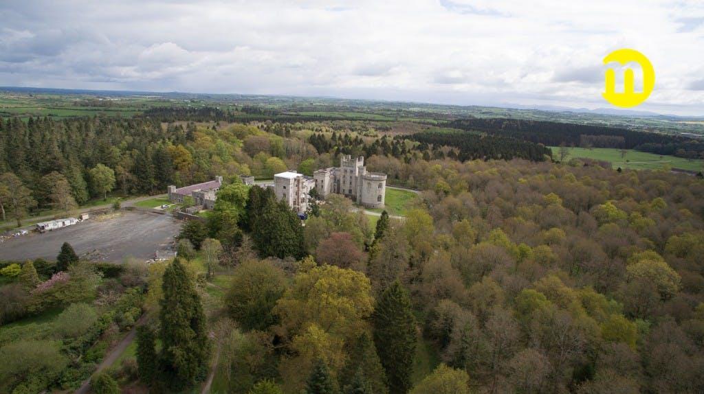 La fama del castello non ha confini