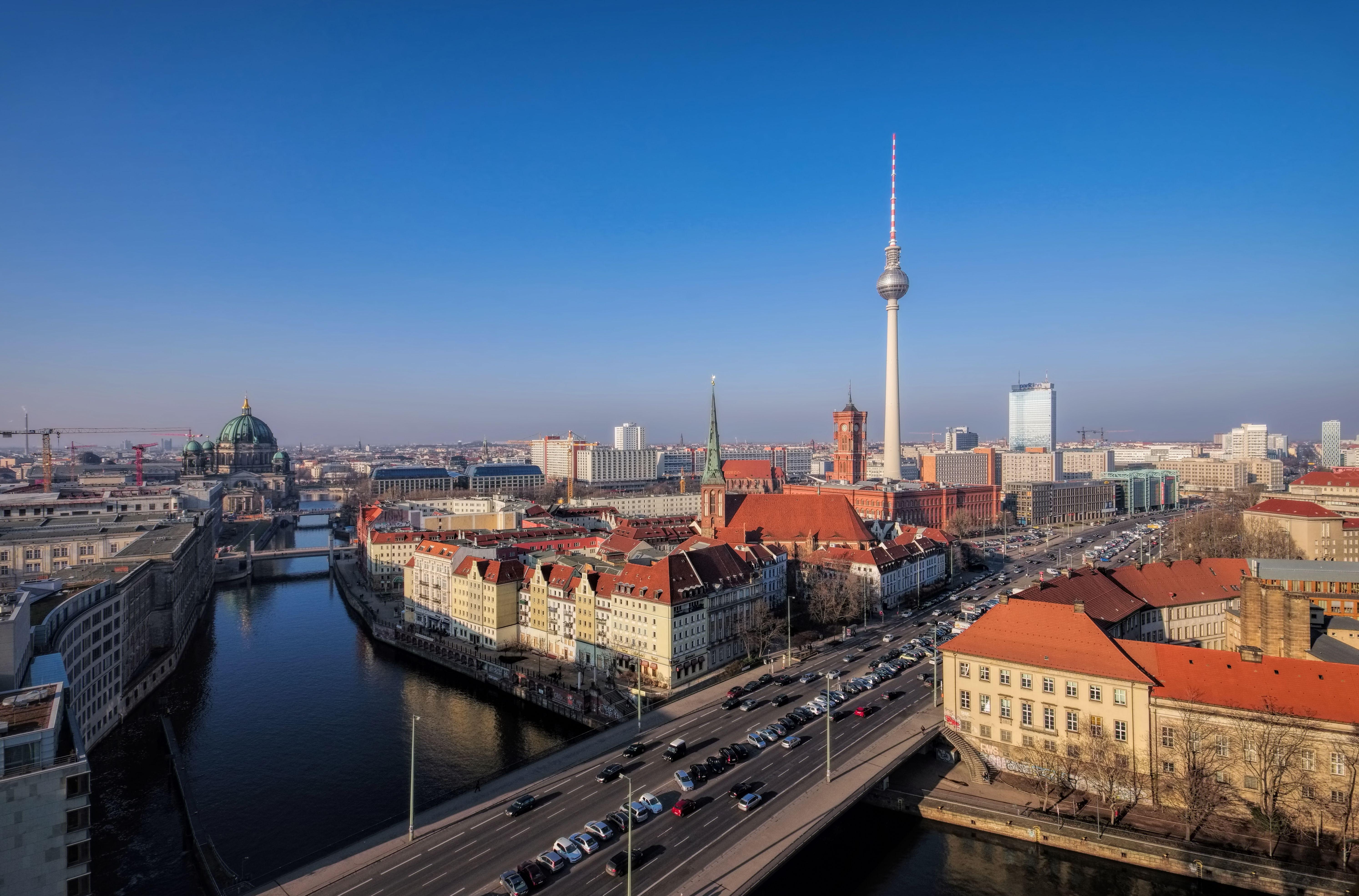 Nella capitale tedesca i prezzi delle case sono in continuo aumento