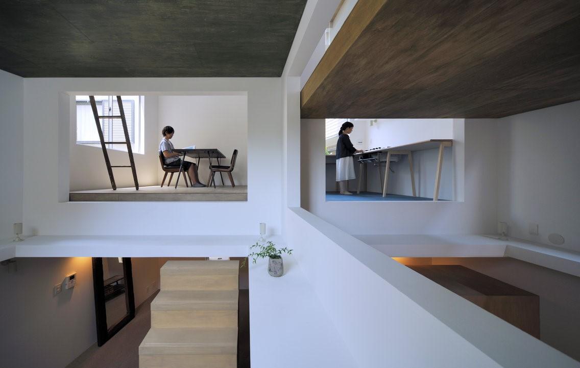 Foto: Hiroyuki Shinozaki Architects