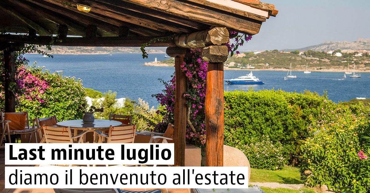 Estate 2020: case al mare per una vacanza last minute a luglio
