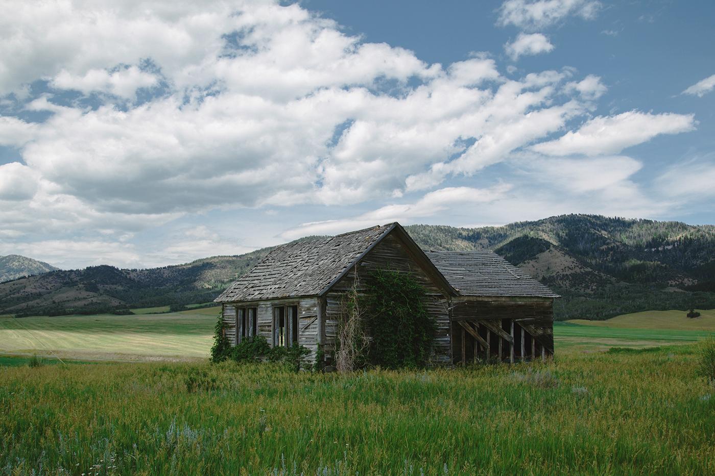 Wyoming, Stati Uniti / Brendon Burton
