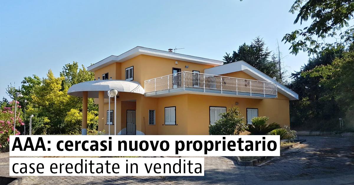 Case ereditate in vendita