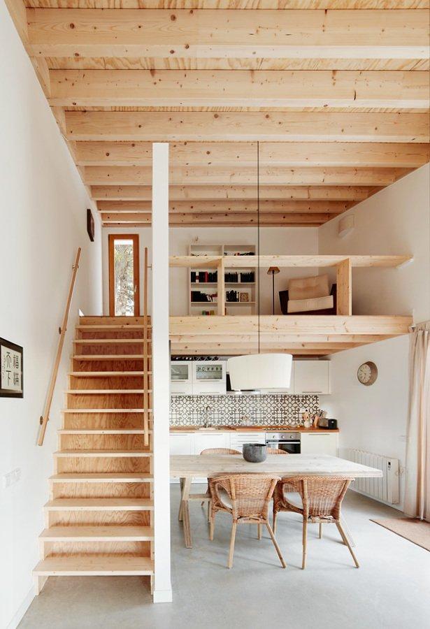 Come arredare una casa piccola per farla sembrare pi for Soluzioni case piccole