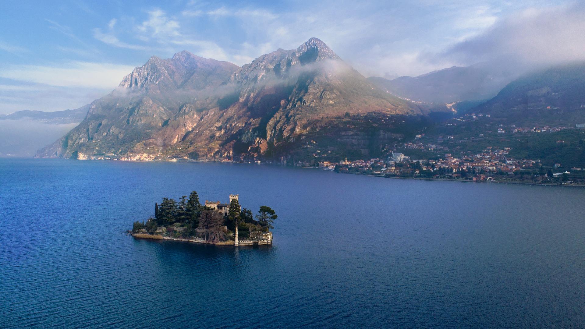 Lago d'Iseo: connubio di arte e natura in Lombardia
