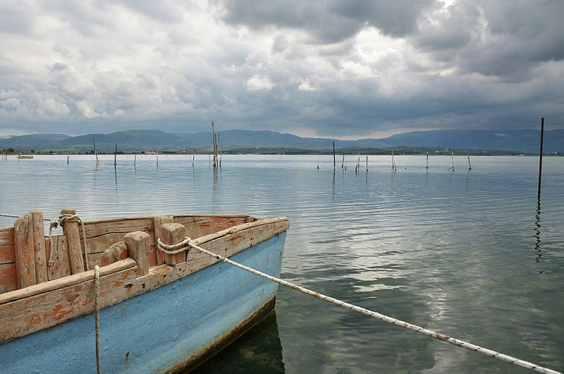 Lago di Lesina e Varano: le lagune del Gargano