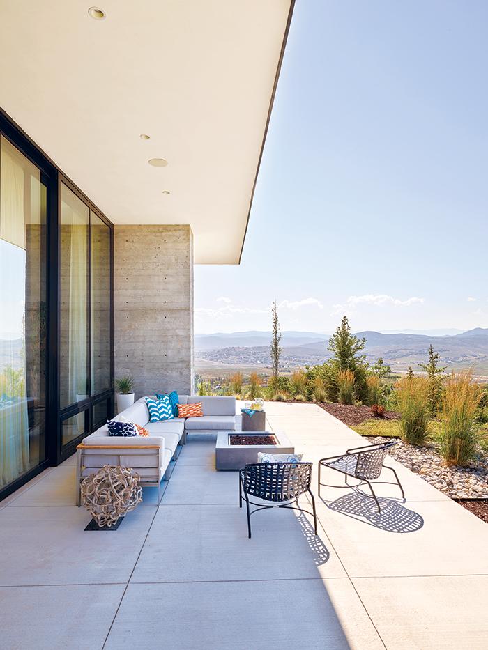 Questa casa si trova nello Utah