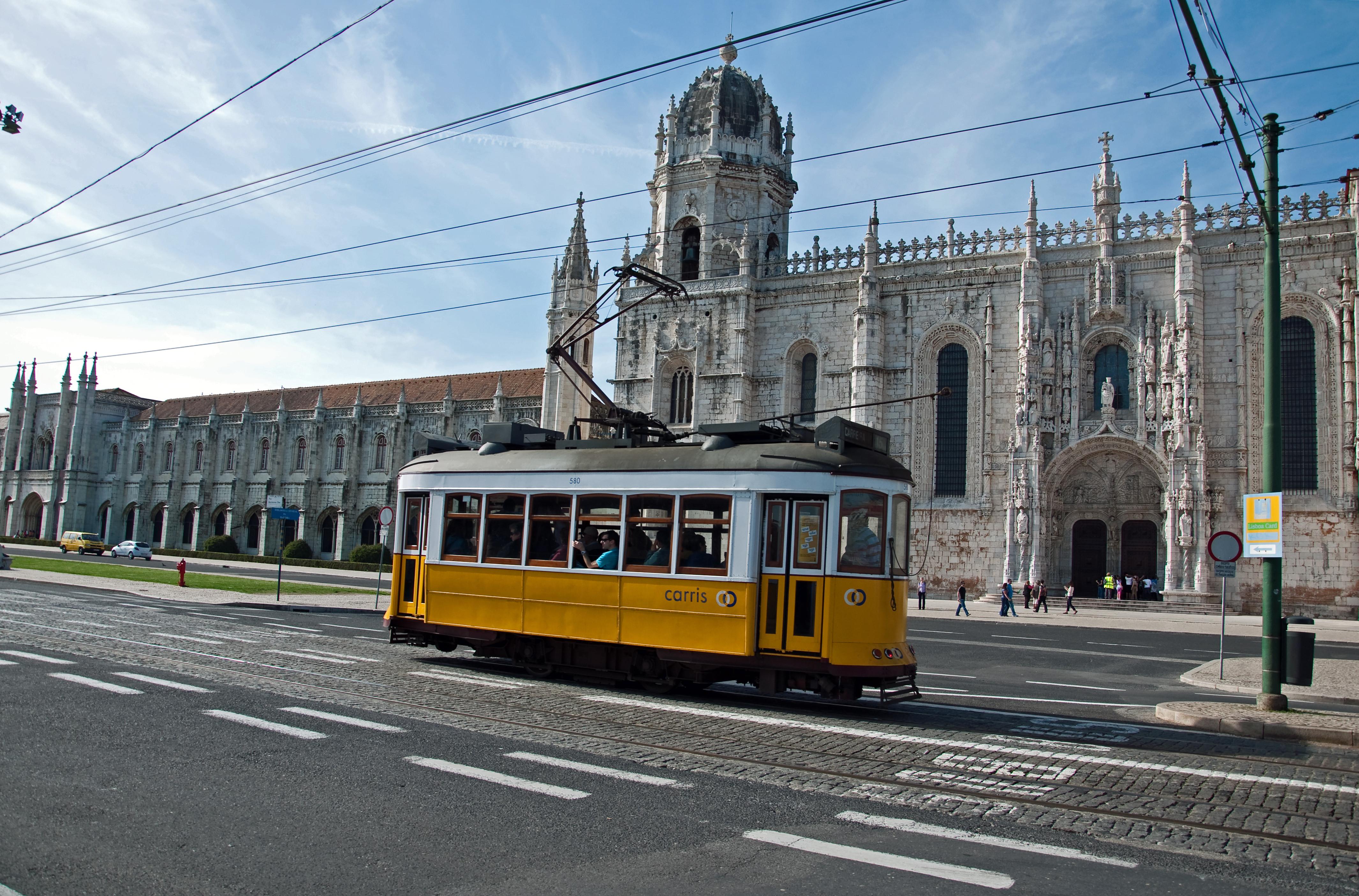 Il mitico Carris di Lisbona / Gtres