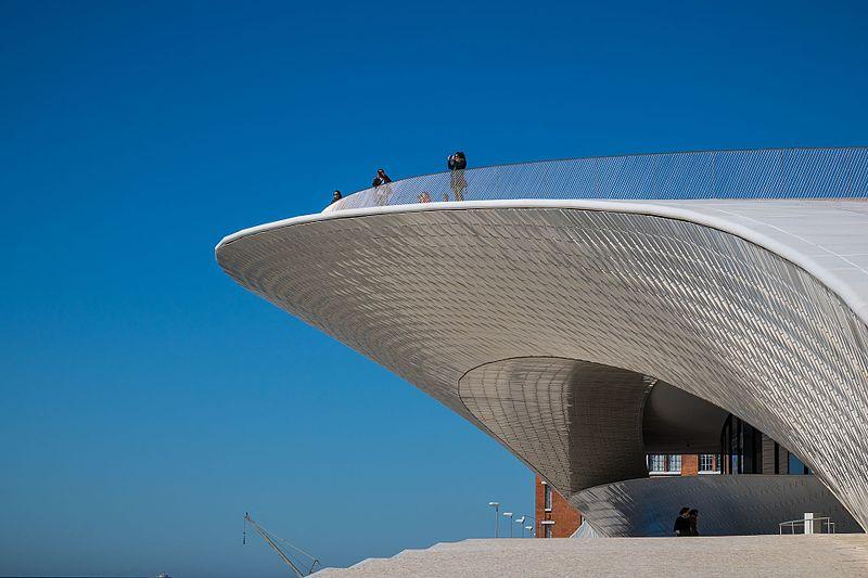 Lisbona: il MAAT