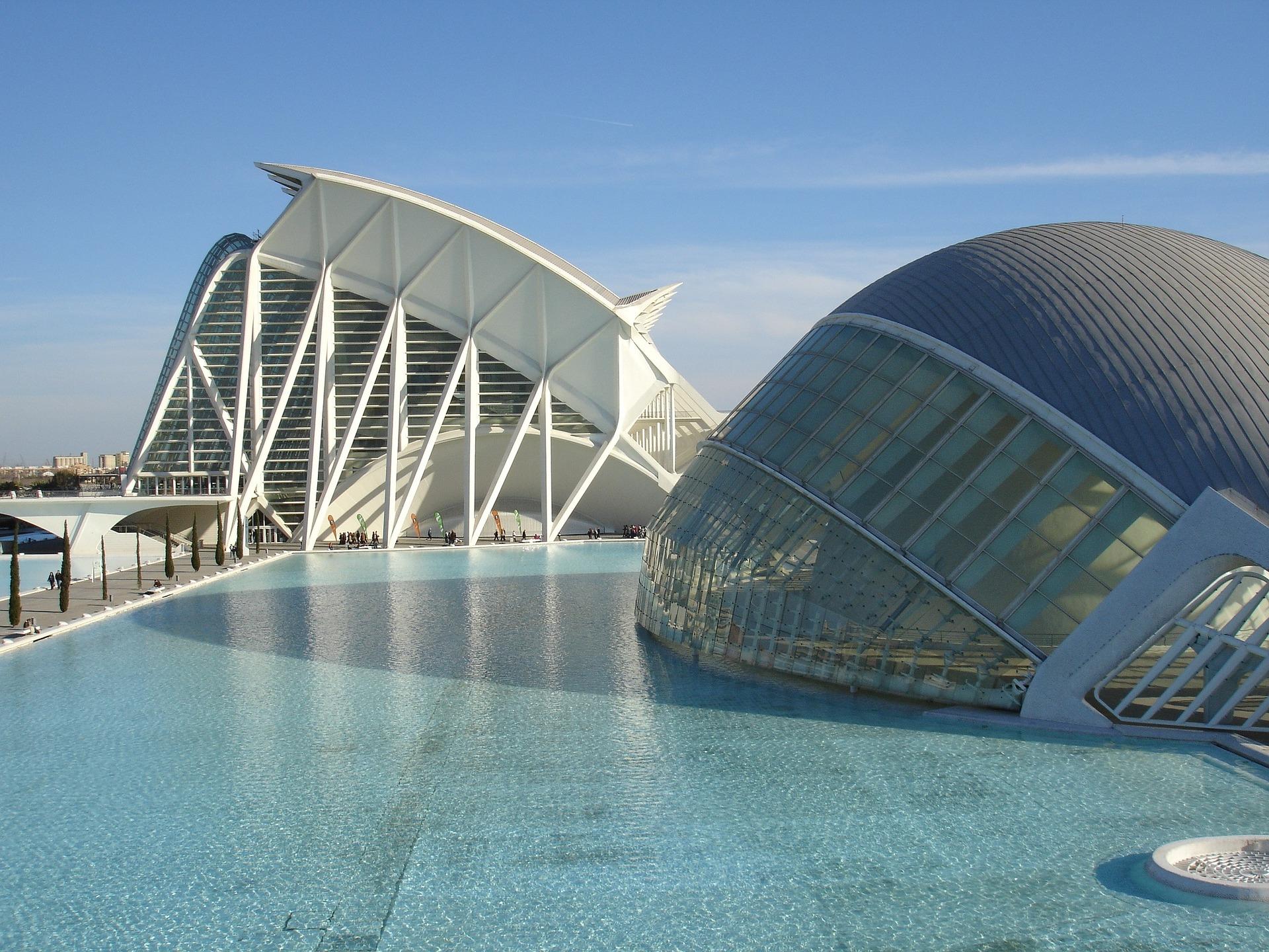 Valencia: il parco Oceanografico