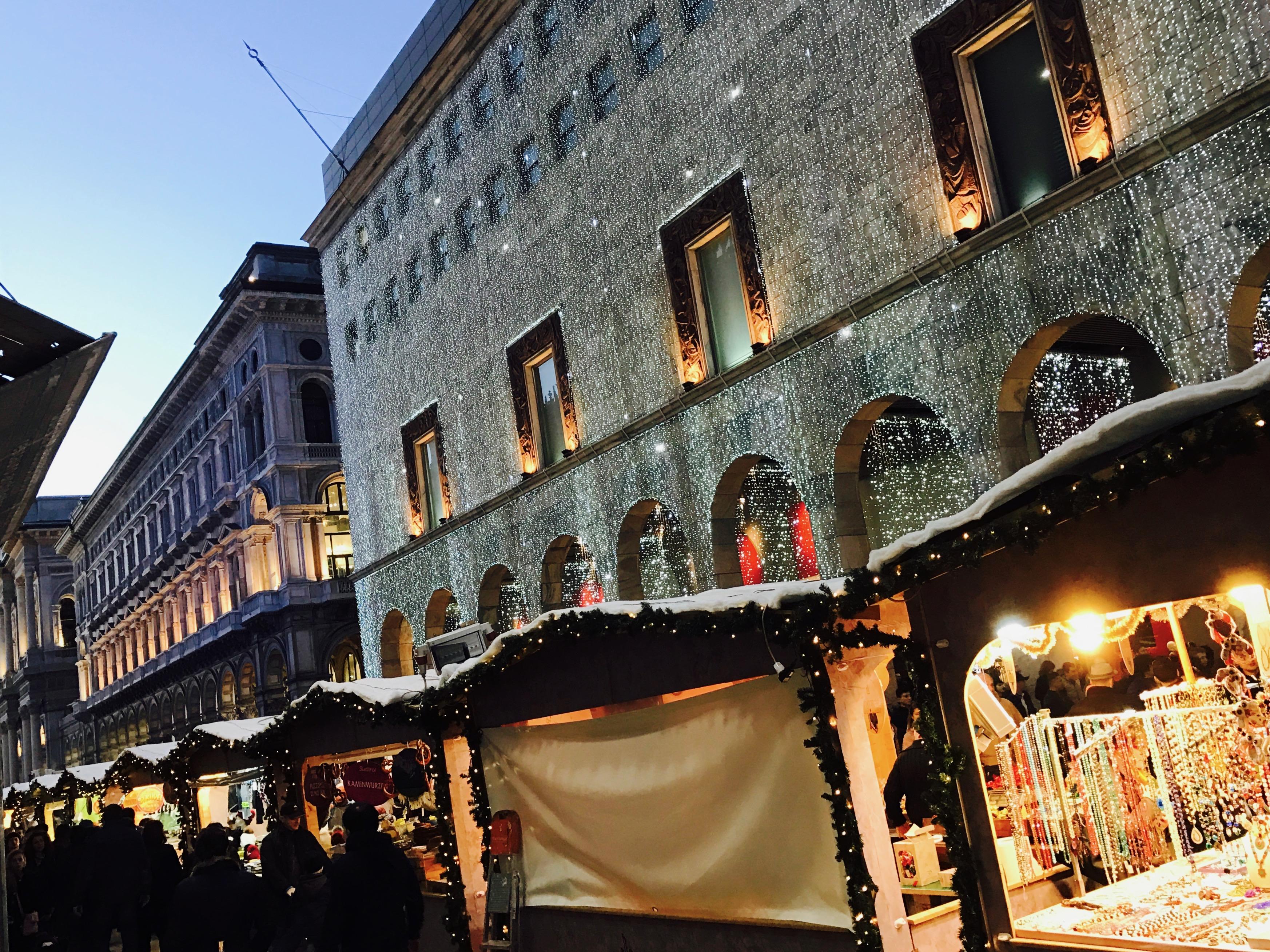 Milano: tante idee per i tuoi regali